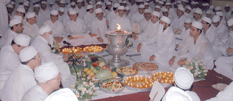 The Jashan Ceremony